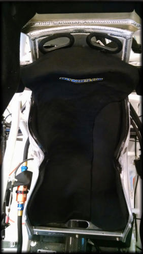 Seat Insert For Race Car